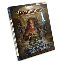 PATHFINDER 2ND EDITION: LOST OMENS - PATHFINDER SOCIETY GUIDE