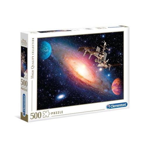 Clementoni CL500 INTERNATIONAL SPACE STATION