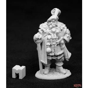 Reaper Miniatures TOWNSFOLK: BURGERMEISTER