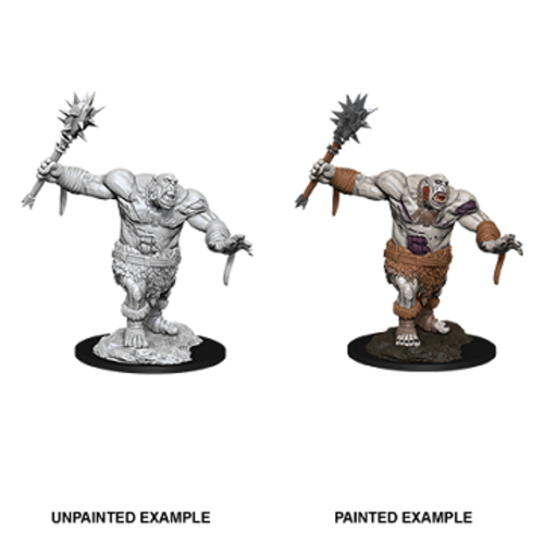 Wizkids MINIS: D&D: ZOMBIE OGRE [PAINT NIGHT KIT]