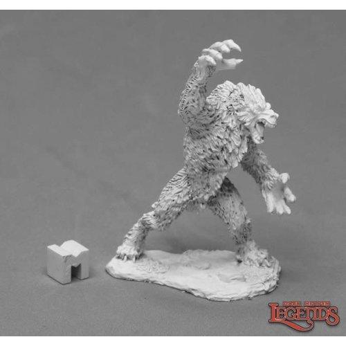 Reaper Miniatures WEREWOLF ALPHA