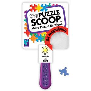 Ceaco THE PUZZLE SCOOP