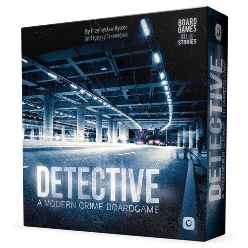 Portal DETECTIVE: A MODERN CRIME BOARD GAME