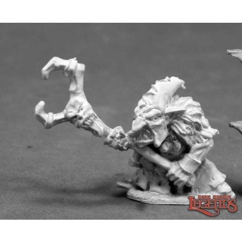 Reaper Miniatures SAKARAT GOBLIN WIZARD