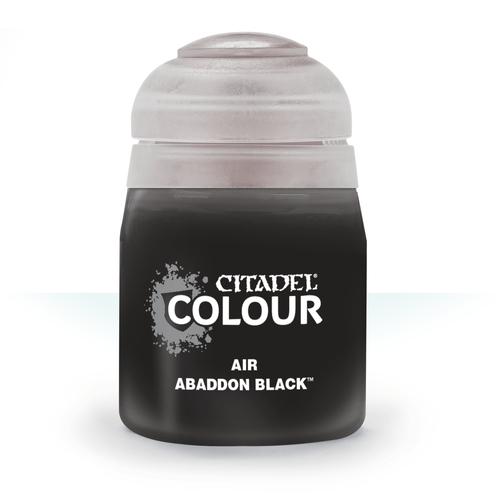 Games Workshop CITADEL (AIR): ABADDON BLACK