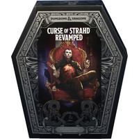 D&D 5E: CURSE OF STRAHD REVAMPED