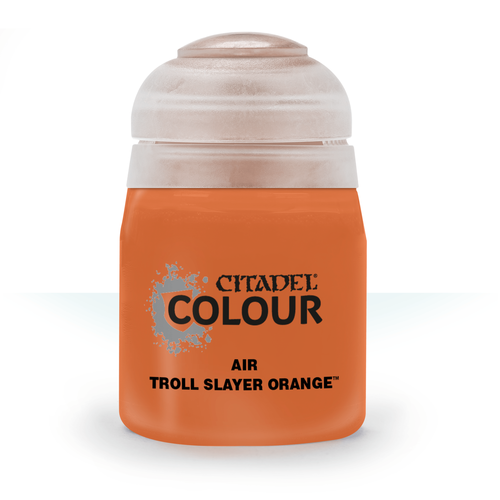 Games Workshop CITADEL (AIR): TROLL SLAYER ORANGE