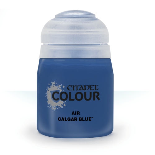 Games Workshop CITADEL (AIR): CALGAR BLUE