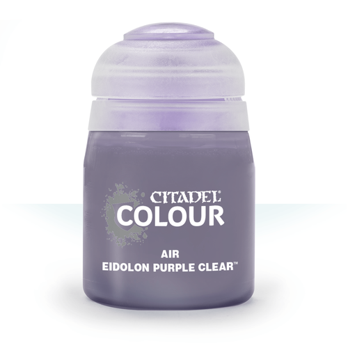 Games Workshop CITADEL (AIR): EIDOLON PURPLE CLEAR
