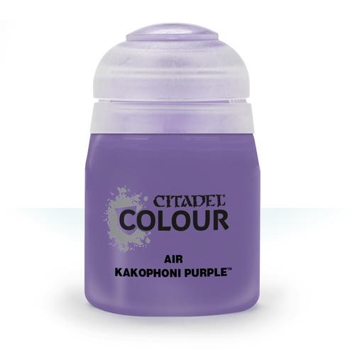 Games Workshop CITADEL (AIR): KAKOPHONI PURPLE