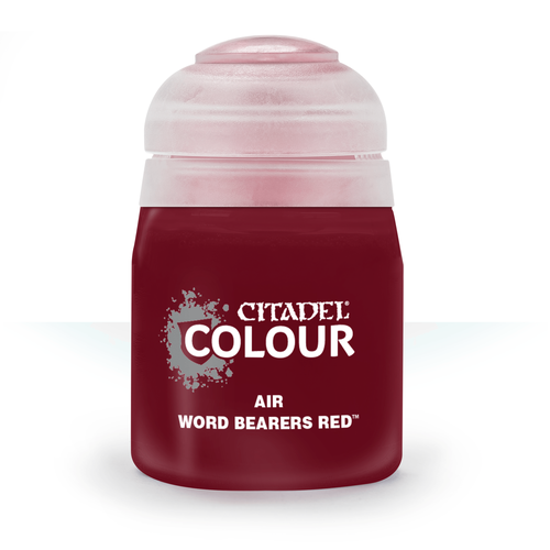 Games Workshop CITADEL (AIR): WORD BEARERS RED