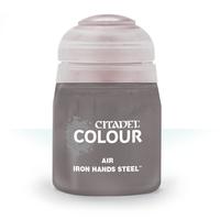 CITADEL (AIR): IRON HANDS STEEL