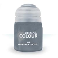 CITADEL (AIR): GREY KNIGHTS STEEL