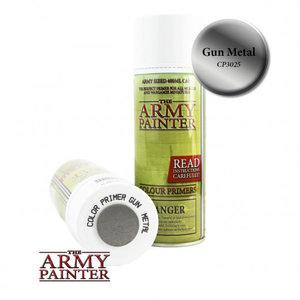 The Army Painter COLOR PRIMER: GUN METAL
