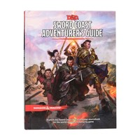 D&D 5E: SWORD COAST ADVENTURES GUIDE