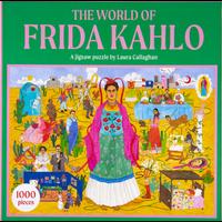 LK1000 THE WORLD OF FRIDA KAHLO