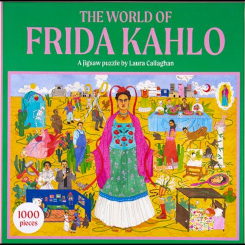 Laurence King Publishing LK1000 THE WORLD OF FRIDA KAHLO