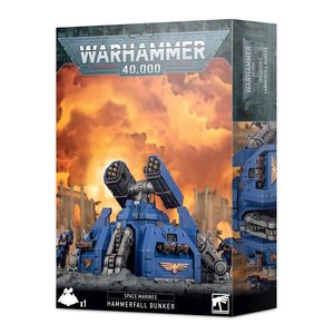 Games Workshop SM HAMMERFALL BUNKER