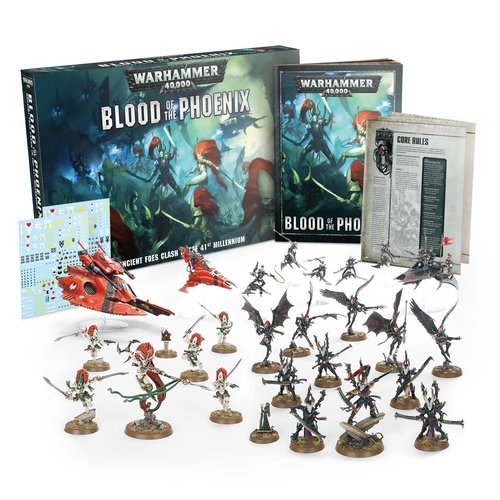 Games Workshop 40K BLOOD OF THE PHOENIX