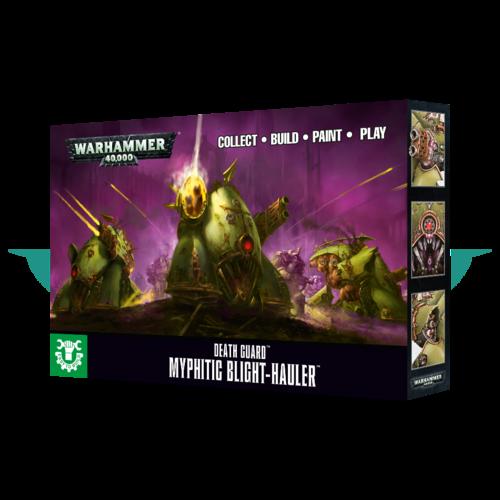 Games Workshop DEATH GUARD ETB MYPHITIC BLIGHT-HAULER