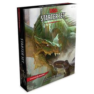 Wizards of the Coast D&D 5E: STARTER SET