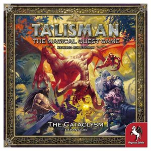Pegasus Spiele TALISMAN: THE CATACLYSM