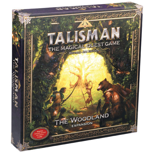 Pegasus Spiele TALISMAN: THE WOODLANDS