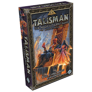 Pegasus Spiele TALISMAN: THE FIRELANDS