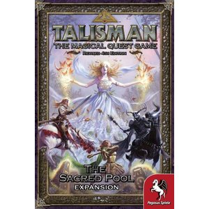 Pegasus Spiele TALISMAN: THE SACRED POOL
