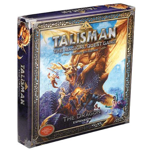 Pegasus Spiele TALISMAN: THE DRAGON