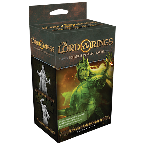 Fantasy Flight Games THE LORD OF THE RINGS: JOURNEYS IN MIDDLE EARTH - DWELLERS IN DARKNESS