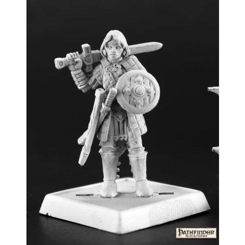 Reaper Miniatures PATHFINDER: KAGUR BLACKLION