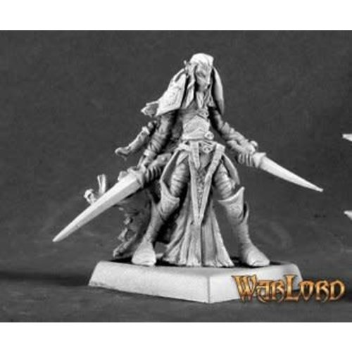 Reaper Miniatures WARLORD: DARK ELF WARRIOR