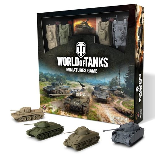 Osprey Publishing WORLD OF TANKS: STARTER SET