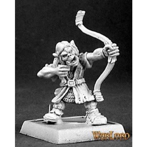 Reaper Miniatures WARLORD: BLACKFLETCH, GOBLIN SKEETER