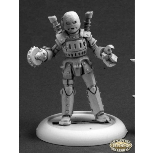 Reaper Miniatures SAVAGE WORLDS: AUTOMATONS (2)