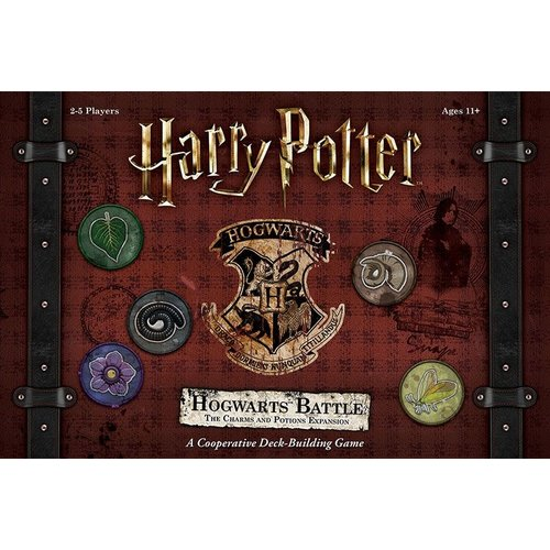 USAopoly HARRY POTTER: HOGWARTS BATTLE - CHARMS & POTIONS