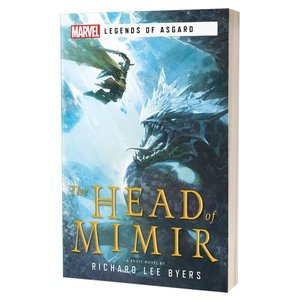 Aconyte MARVEL: LEGENDS OF ASGARD - THE HEAD OF MIMIR (NOVEL)