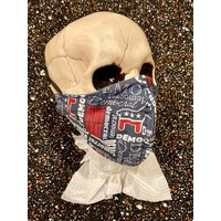 PROTECTIVE MASK, FABRIC (POLITICS, ASSORTED)