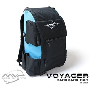 MVP DISC SPORTS, LLC MVP BAG VOYAGER TEAL
