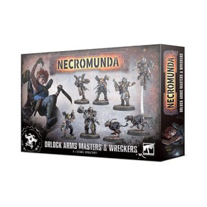 Games Workshop NECROMUNDA: ORLOCK ARMS MASTERS AND WRECKERS