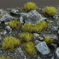 GAMERS GRASS: SWAMP WILD TUFTS (4mm)