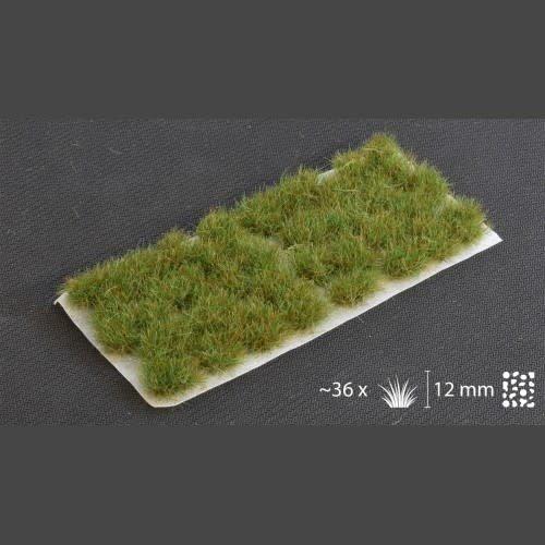 Gamers Grass GAMERS GRASS: XL STRONG GREEN TUFTS (12mm)