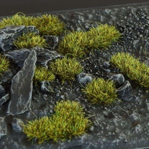 Gamers Grass GAMERS GRASS: DARK MOSS WILD TUFTS (2mm)
