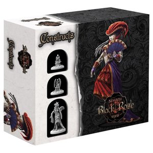 Ares Games BLACK ROSE WARS: SUMMONINGS - CONSTRUCTS