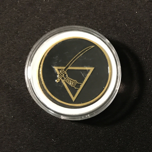 Catalyst Game Labs BATTLETECH: CHALLENGE COIN - HOUSE LIAO