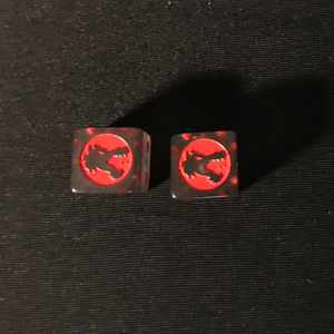 Catalyst Game Labs BATTLETECH: FACTION DICE - WOLF'S DRAGOONS