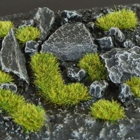 GAMERS GRASS: MOSS WILD TUFTS (2mm)