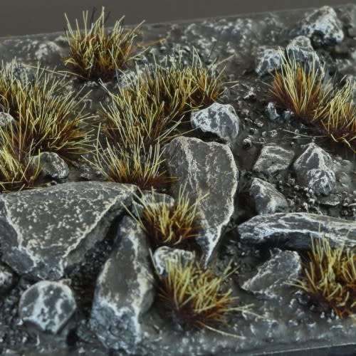 Gamers Grass GAMERS GRASS: BURNED WILD TUFTS (6mm)