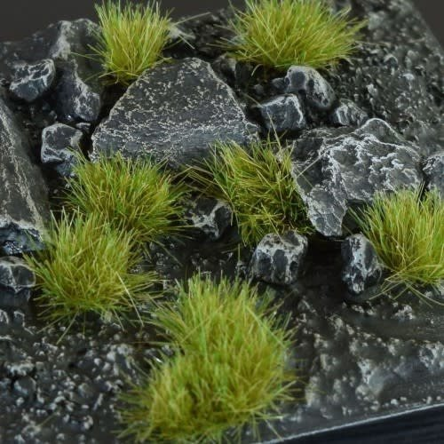 Gamers Grass GAMERS GRASS: DRY GREEN WILD TUFTS (6mm)
